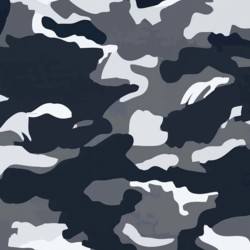 film hidroimpresión Camouflage Artic