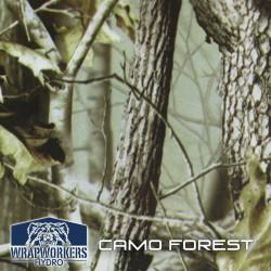 Sheet Hidroimpresión camo forest