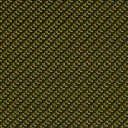 Foglio Hidroimpresión di Carbonio Oro 100x100cm