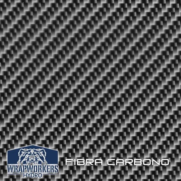 lámina hidroimpresión Fibra Carbono