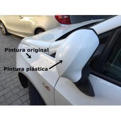 La peinture de pneus: 4 aérosol-BLANC BRILLANT