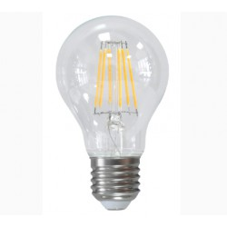 KDE® E27 LED Bulb, 6-Watt and 600 lumens | Modern Design