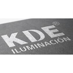 Bombilla LED E27, 9 Watios y 720 lúmenes | KDE Espiral design