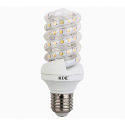 Ampoule à LED E27, 9 Watts, 720 lumens | KDE-conception en Spirale