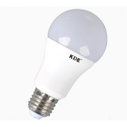 E27 LED bulb, 15 Watts and 1200 lumens | KDE High Power
