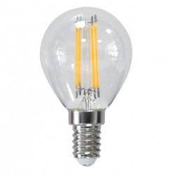 Bulbo claro do diodo EMISSOR de luz E14, 4 Watts e 400 lúmens | KDE Modern Design