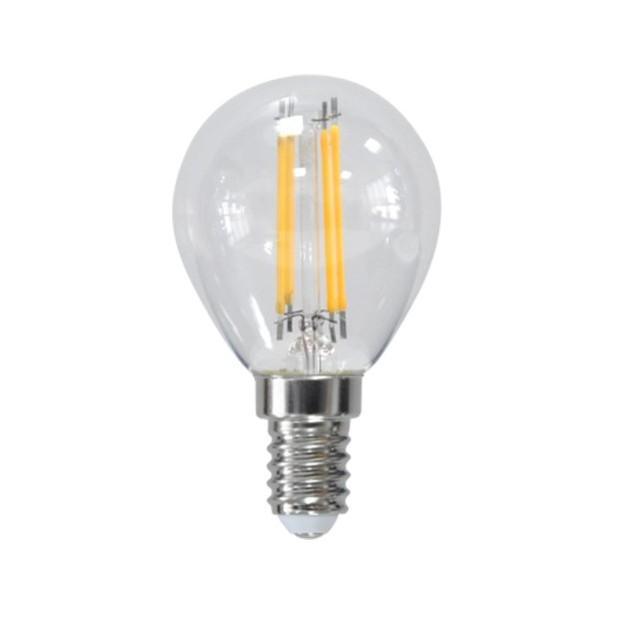 LED bulb E14, 4 Watts and 400 lumens   KDE Modern Design