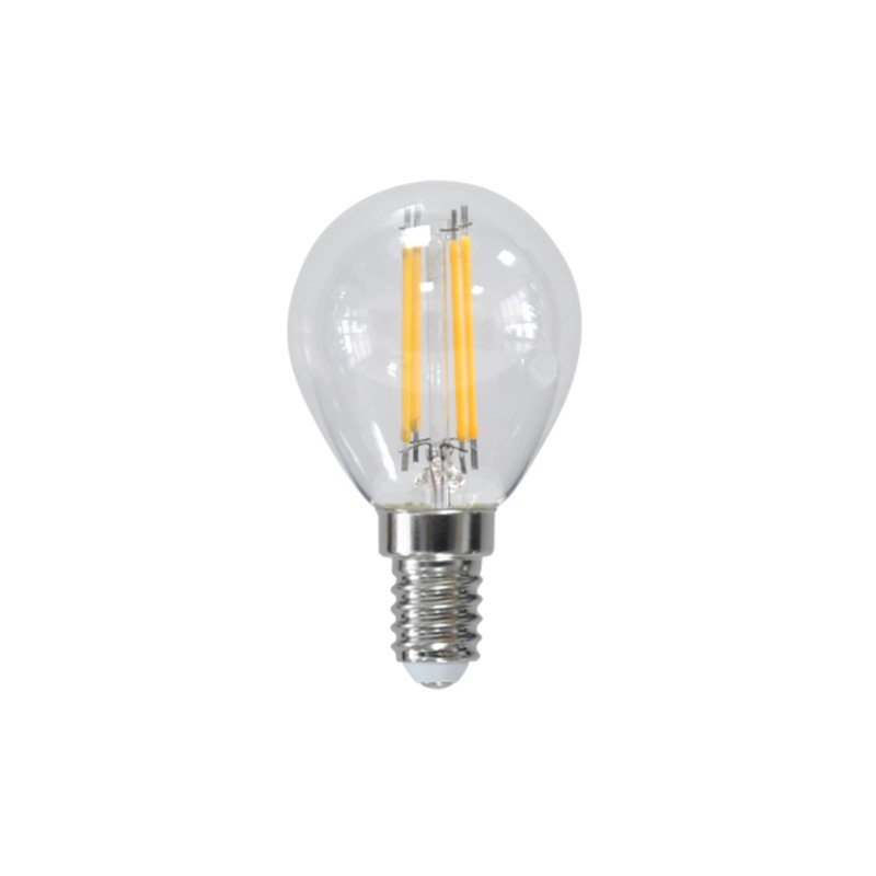 LED bulb E14, 4 Watts and 400 lumens | KDE Modern Design