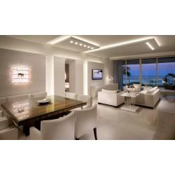 LED-lampe E14, 9 Watt und 720 lumen | KDE-Spirale Design