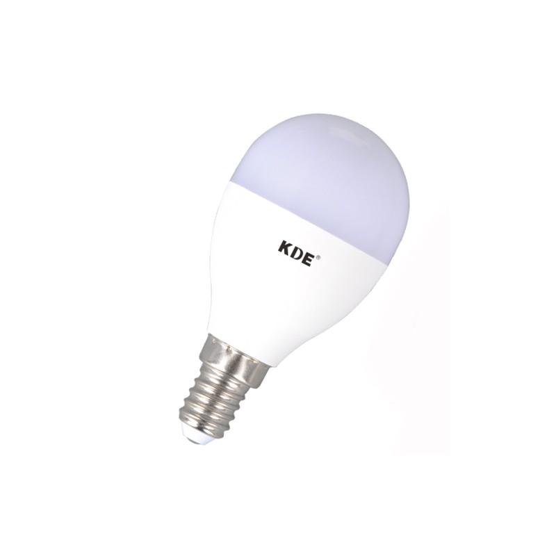 LED bulb E14, 6 Watt, 470 lumens | KDE Adjustable