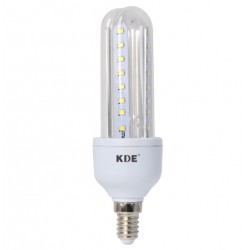 Bulb Light LED e14 Cheap of 3, 9 and 15 Watts | KDE Economiq