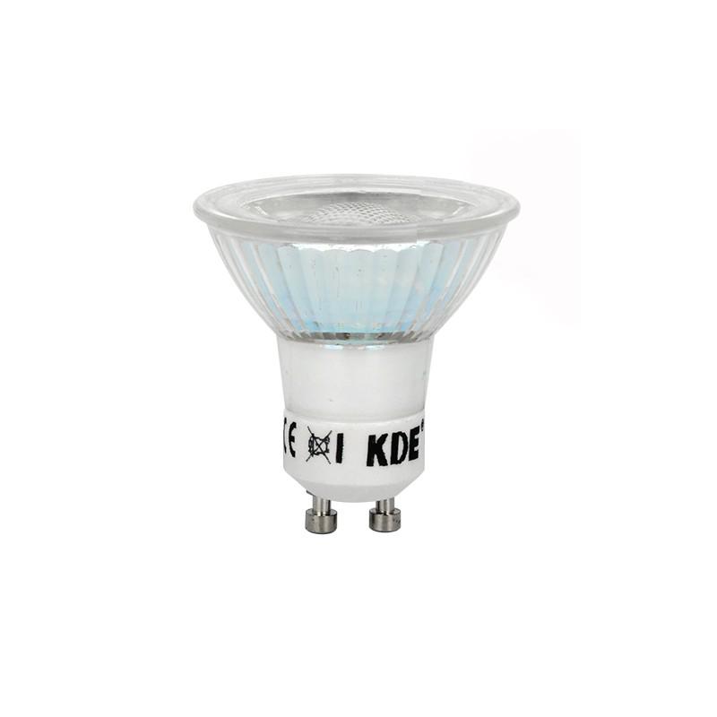 Ampoule LED gu10, 6 Watts et 470 lumens | KDE Réglable