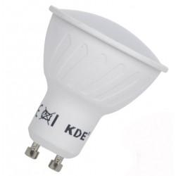 Ampoule LED GU10, 6 Watts, 480 lumens | KDE de l'ÉPI led