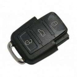 Controle de 3 botões 1JO 959 753 DÁ - 434MHZ Volkswagen, Seat e Skoda