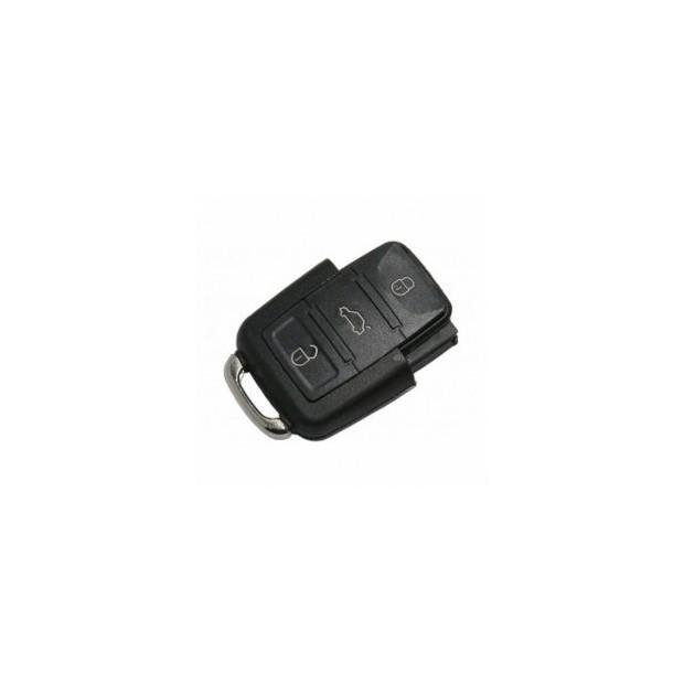 Telecomando a 3 pulsanti 1JO 959 753 DA 434MHZ Volkswagen, Seat e Skoda