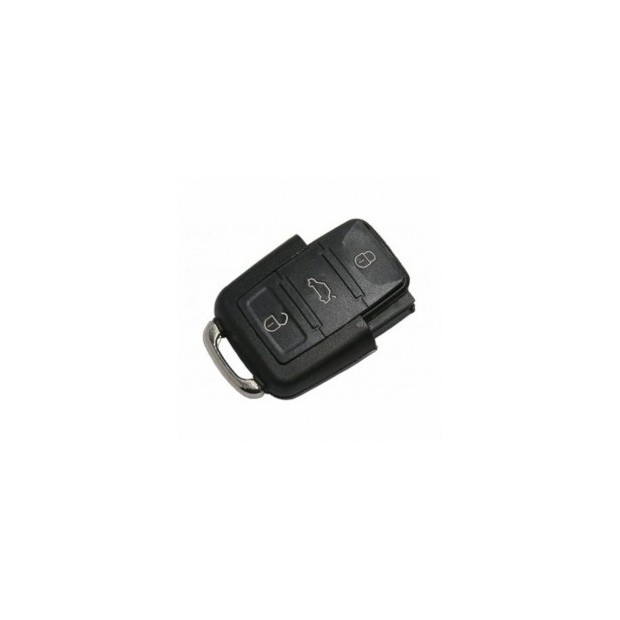 Télécommande à 3 boutons 1KO 959 753 G - 434 MHZ Volkswagen, Seat et Skoda
