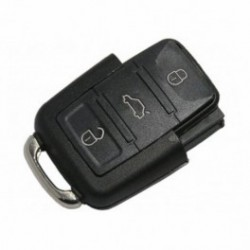 Télécommande à 3 boutons 1KO 959 753 N - 434 MHZ Volkswagen, Seat et Skoda