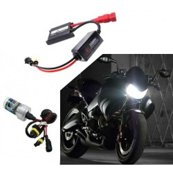 Kit xenon motorcycle for BMW - H7 6000k, 8000k or 4300