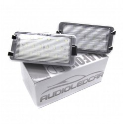 Soffit LED registration Seat Leon MKI (1999-2005)