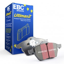 EBC Ultimax2 - Pastillas freno delanteras