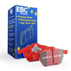 EBC Redstuff - Plaquettes de frein, Frein Avant