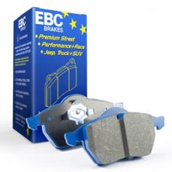 EBC BlueStuff - Plaquettes de Frein Avant