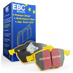 EBC Yellowstuff Pastillas Traseras