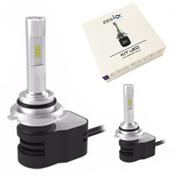 Kit LED bianco diamante 9012 Hir2 - ZesfOr