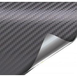 Vinyl - aufkleber Faser Carbon anthrazit