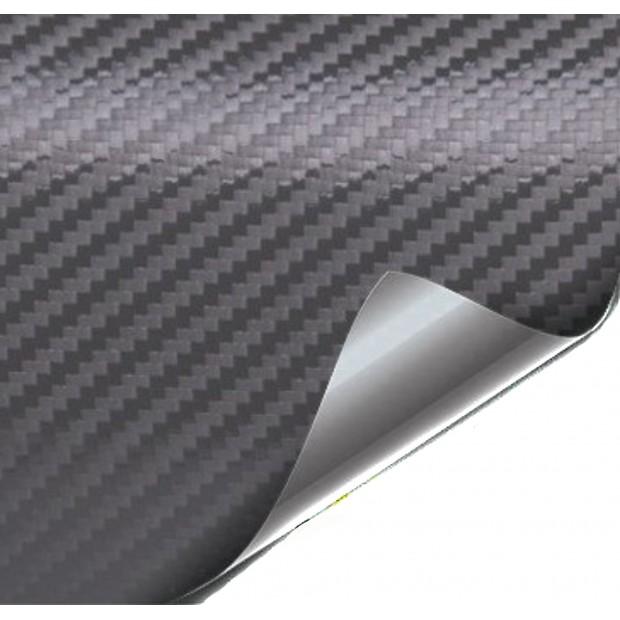 foil sticker Fiber Carbon anthracite