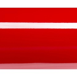 vinil vermelho brilho teto carro