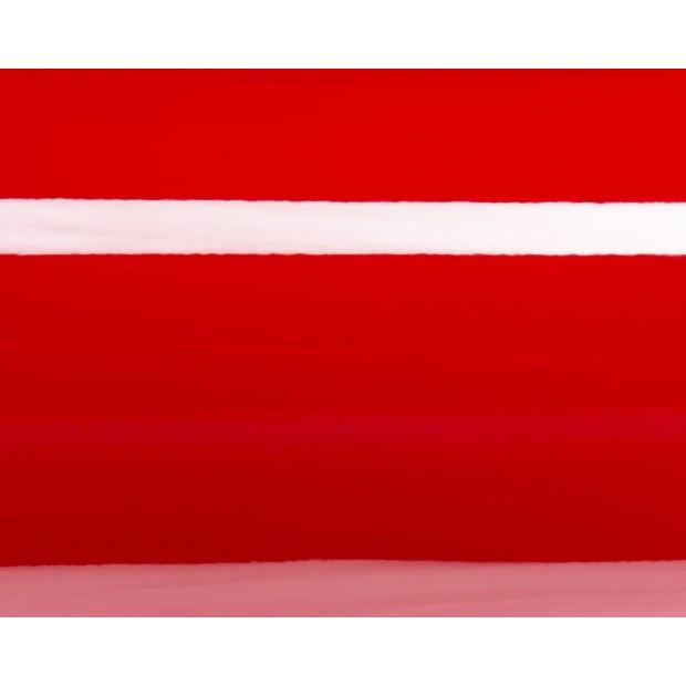 pegatina rojo brillo coche