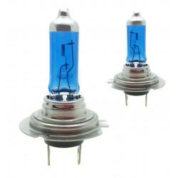 Lâmpadas H7 efeito xenon (5000ºk)