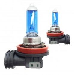 Ampoules H11 effet xénon (5000ºk)