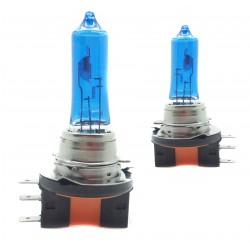 Bombillas H15 efecto xenon (5000ºk)