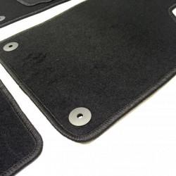 Floor mats for Volkswagen Polo 4 (2002-2009)