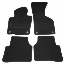 Floor mats for Volkswagen Polo 5 (2009-2014)