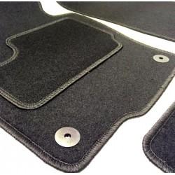 Floor mats for Volkswagen Polo 5 (2009-2014)