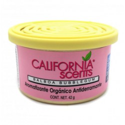 Air freshener scent bubblegum California Scents