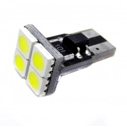 ZesfOr® Bombilla LED W5W frontal can bus - Tipo 46