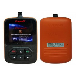 Machine diagnosis Porsche ICARSOFT i960
