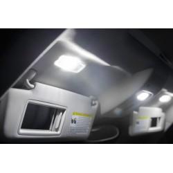 La retombée de plafond de LED pare-soleil BMW E60 E60N E61 E61N E90 E90N E91 E91N E92 E92N X5 E70 E71 X3 E83 F25