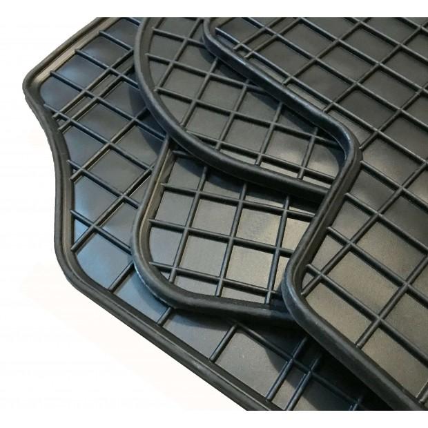 Fußmatten Gummi Für Peugeot Partner I 2 Sitze (1999-2010)
