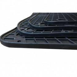 Floor Mats, Rubber Peugeot Partner I (2-Seater (1999-2010)