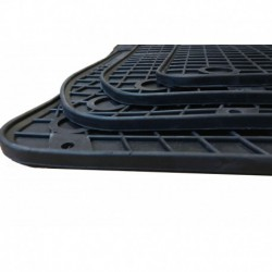 Mats Rubber Renault Clio IV (Since 2012)