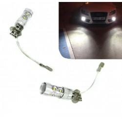 Kit luci LED H3 60 watt Canbus