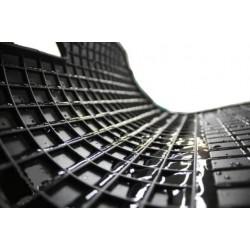 Floor mats, Rubber Seat Cordoba III (Since 2009)