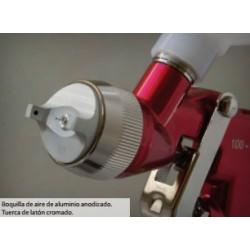 Pistola aerográfica per il vinile liquido ACOE 100-E