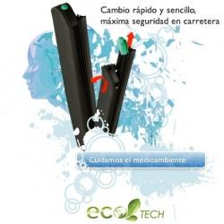 Kit wiper blades for Skoda