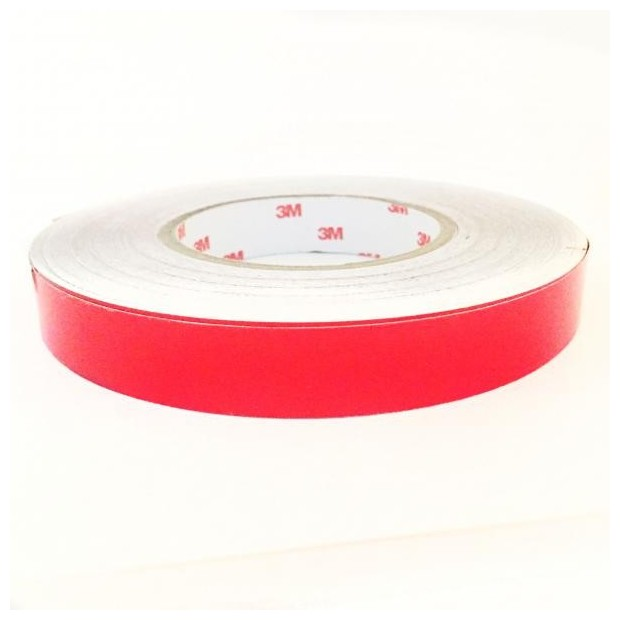Reflektierendes band Rot (10m)